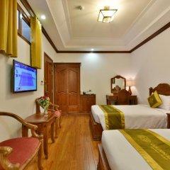 Golden Rice Hotel 3* Номер Делюкс с различными типами кроватей фото 3