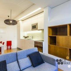 Апартаменты LxWay Apartments Bairro Alto/Chiado комната для гостей фото 5