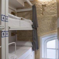 Up Station Hostel Кровать в общем номере фото 7
