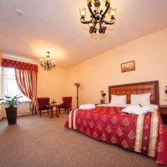 Гостиница Дон Кихот 3* Люкс с двуспальной кроватью фото 9