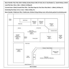 Отель Baan ViewBor Pool Villa 3* Вилла с различными типами кроватей