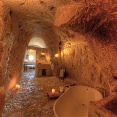 Отель Sextantio Le Grotte Della Civita 4* Улучшенный номер фото 7