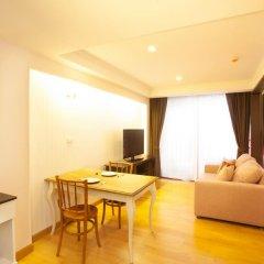 Отель Rocco Huahin Condominium Апартаменты с различными типами кроватей фото 15