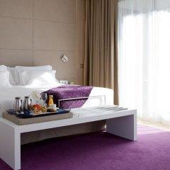 Отель NH Collection Madrid Eurobuilding 4* Стандартный номер с различными типами кроватей фото 2