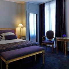 Royal Hotel Paris Champs Elysées 4* Улучшенный номер с различными типами кроватей фото 5