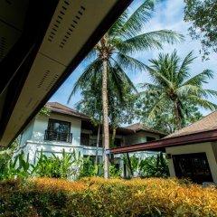 Отель Nai Yang Beach Resort & Spa 4* Номер Делюкс с двуспальной кроватью фото 7