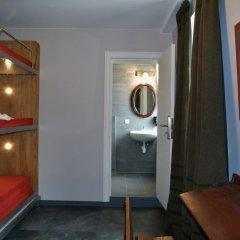 Train Hostel Кровать в женском общем номере с двухъярусной кроватью фото 7