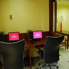 Отель Crowne Plaza San Pedro Sula 3* Стандартный номер с различными типами кроватей фото 2