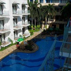 Отель Naklua Beach Resort 3* Стандартный номер с различными типами кроватей фото 18