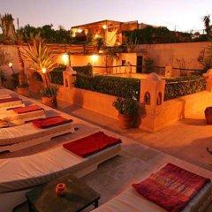 Отель Riad Darmouassine Марокко, Марракеш - отзывы, цены и фото номеров - забронировать отель Riad Darmouassine онлайн бассейн
