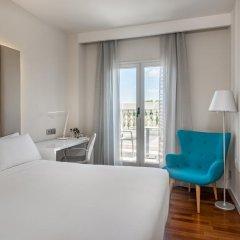 Отель NH Nacional 4* Стандартный номер с двуспальной кроватью фото 2