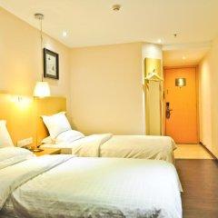 Sealy Hotel, Guangzhou 2* Стандартный номер с 2 отдельными кроватями фото 2