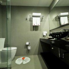 Отель Mercure Koh Samui Beach Resort 4* Улучшенный номер с различными типами кроватей фото 11