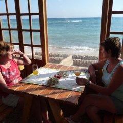 Отель Bella Sina Beach Lodge питание