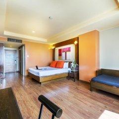 Отель Bangkok Cha-Da 4* Номер Делюкс фото 7