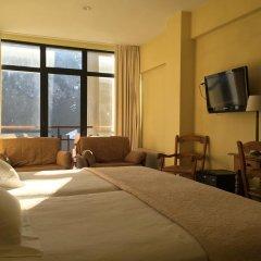 Hotel Edelweiss Candanchu 3* Стандартный семейный номер с двуспальной кроватью фото 3