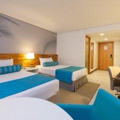 Отель Best Western PREMIER Maceió 4* Номер Делюкс с различными типами кроватей фото 3