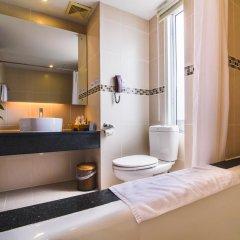 Mondial Hotel Hue 4* Номер Делюкс с различными типами кроватей фото 8