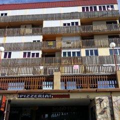 Отель Apartamentos Bulgaria парковка