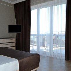 Hotel Gold&Glass Улучшенный семейный номер с разными типами кроватей фото 7