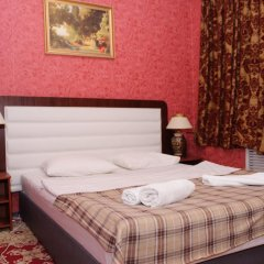 Мини-Отель Вивьен Стандартный номер с двуспальной кроватью (общая ванная комната) фото 23