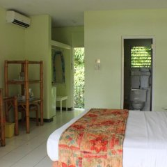 Отель Tobys Resort 2* Стандартный номер с различными типами кроватей фото 9