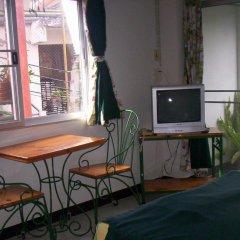 Апартаменты Baan Khun Mae Apartment Стандартный номер с различными типами кроватей фото 4