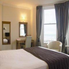 Kings Hotel 3* Стандартный номер с двуспальной кроватью фото 5