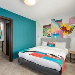 Colors Budget Luxury Hotel Номер категории Эконом фото 3