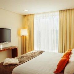 Гостиница Crowne Plaza Moscow - Tretyakovskaya 4* Представительский номер с разными типами кроватей