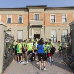 Отель Ostello Della Gioventu Luciano Ferraris Парма спортивное сооружение