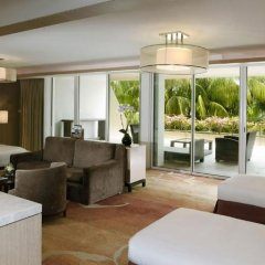 Отель Marina Bay Sands 5* Номер Family с различными типами кроватей фото 3
