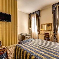 Hotel Bella Venezia 4* Стандартный номер с различными типами кроватей фото 6