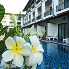 Отель Phuketa Таиланд, Пхукет - отзывы, цены и фото номеров - забронировать отель Phuketa онлайн бассейн фото 3