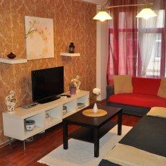 Fuar Ev Taksim Galata Апартаменты с различными типами кроватей фото 11