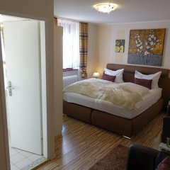 Hotel Villa Konstanz 3* Стандартный номер фото 6