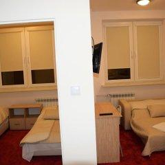Отель Centrum Konferencyjne IBIB PAN Студия с различными типами кроватей
