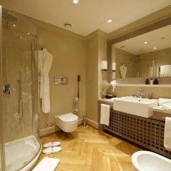 Отель Seven Stars Galleria Италия, Милан - отзывы, цены и фото номеров - забронировать отель Seven Stars Galleria онлайн ванная фото 2