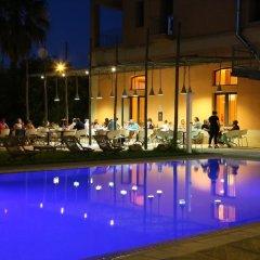Отель Il Tabacchificio Hotel Италия, Гальяно дель Капо - отзывы, цены и фото номеров - забронировать отель Il Tabacchificio Hotel онлайн бассейн фото 3