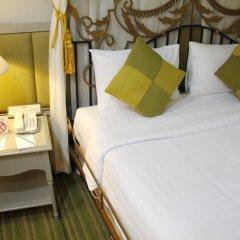 Metropole Hotel Phuket 4* Полулюкс с разными типами кроватей