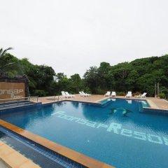 Отель Poonsap Resort Ланта бассейн фото 2