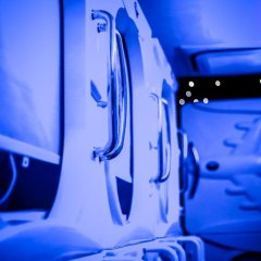 Отель MET A Space Pod @ Boat Quay бассейн фото 2
