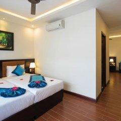 Pearl River Hoi An Hotel & Spa 3* Стандартный номер с различными типами кроватей фото 7