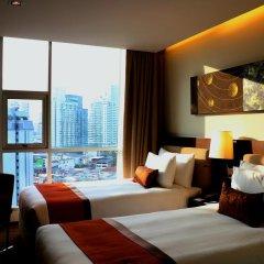 Oaks Bangkok Sathorn Hotel 4* Студия с различными типами кроватей фото 7