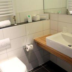 Отель Gideon Hotel Германия, Нюрнберг - отзывы, цены и фото номеров - забронировать отель Gideon Hotel онлайн ванная фото 2