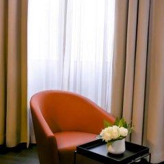 Atlas Hotel Brussels 3* Стандартный номер с различными типами кроватей фото 10