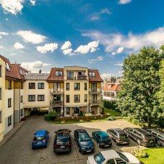 Апартаменты Dom&house - Apartments Quattro Premium Sopot Сопот парковка