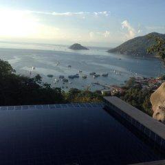 Отель Ocean View Villa Таиланд, Мэй-Хаад-Бэй - отзывы, цены и фото номеров - забронировать отель Ocean View Villa онлайн бассейн фото 2