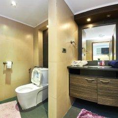 Отель Hyde Park by MyPattayaStay ванная