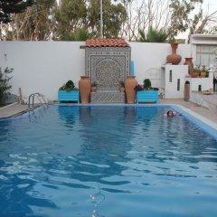 Отель Malabata Guest House Марокко, Танжер - отзывы, цены и фото номеров - забронировать отель Malabata Guest House онлайн бассейн